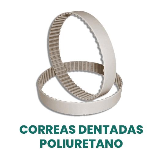 Dentadas de poliuretano