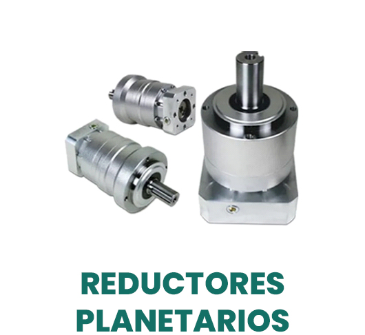 Reductores planetarios