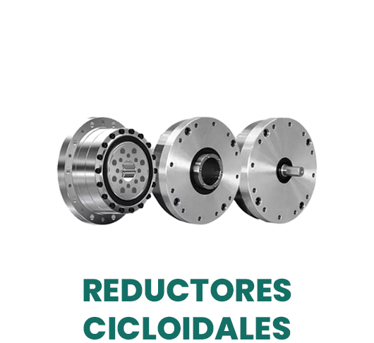 Reductores cicloidales